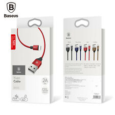Baseus Fast Charging USB Cable Mobile Phone Charger Data Cables For Apple iPhone