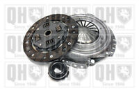 Clutch Kit 3pc (Cover+Plate+Releaser) fits TALBOT EXPRESS 2.5D 82 to 94 CRD93 QH