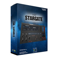 STARGATE VST Plug-in VST3 AU samples sounds analog KONTAKT Fuity Loops Mainstage