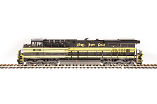 NICKEL PLATE ROAD HO-SCALE GE ES44AC DIESEL W/ PARAGON3 THUNDER SOUND & SMOKE