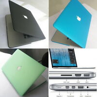 Matt Hard Case Cover Screen Guard Protector 3in1 for Retina MacBook Pro 13 A1502