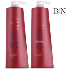 JOICO COLOR ENDURE VIOLET TONING SHAMPOO & CONDITIONER DUO 2 X 1000ML+FREE PUMPS