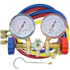 Air Refrigeration Tool Manifold Gauges Set A/C Tester Service Diagnostic Tools
