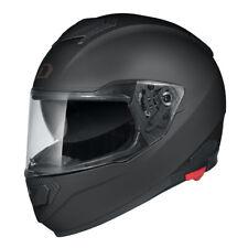 Dri-rider Full Face Matt Black Motorcycle Helmets