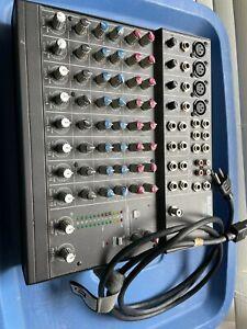 Mackie 1202VLZ4 12 Channels Broadcast Mixer