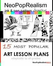 NeoPopRealism Ink and Pen Pattern Drawing : 15 Most Popular ART LESSON PLANS...