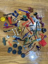 MOTU Vintage Masters of the Universe Weapons Lot #3 & Other 80's  Accessories