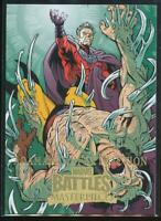 2008 Marvel Masterpieces 3 Trading Card #46 Adamantium Extraction