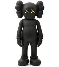 KAWS Companion 400% Open Edition Vinyl Figure Black Limited Edition 2016