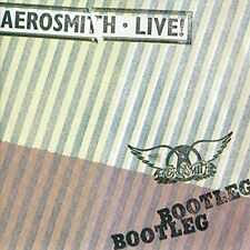 /5099747496721/ AEROSMITH - Live Bootleg CD Columbia