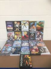 JOB LOT BUNDLE JAPANESE ANIME MANGA DVD'S X 21