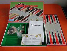PLAY TIME BACKGAMMON NUOVO IN SCATOLA VINTAGE