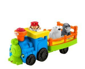 Little People Fisher-Price Little People Choo-Choo Zoo Train