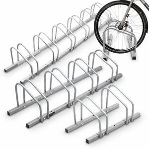BITUXX Fahrradständer 2 - 12 Fach Aufstellständer Radständer Bike Fahrrad Garage