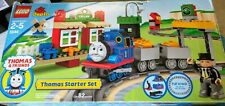 Lego Duplo Thomas The Tank Engine: Thomas Starter Set (USED COMPLETE) (2)