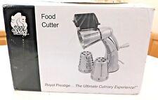 NEW ROYAL PRESTIGE Salad Machine Food Processor Vegetable Cutter Slicer Shredder