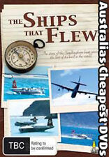 The Ships That Flew DVD NEW, FREE POSTAGE WITHIN AUSTRALIA REGION ALL