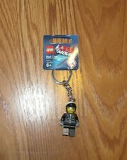 NWT THE LEGO MOVIE Bad Cop Key Chain 850896 Brand NEW