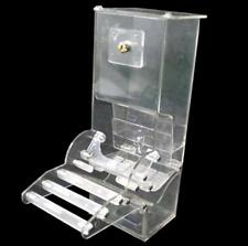 Bird Automatic Feeders Food Ontainer Pigeons Parrot Starling Pet Feeding Devices