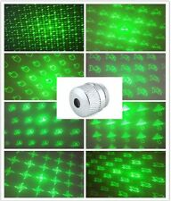 8in1 Galaxy Pattern Laser Pointer Beam Lens Accessory For Laser Pen 1mW