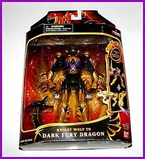 Power Rangers Mystic Force _ Dark Fury Dragon / Knight Wolf  _ ** MIB **