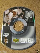 1999 00 Upper Deck Powerdeck Inserts #PD  8 Wayne Gretzky - Kings - HTF