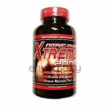 Nitric Oxide Xtreme Muscle Growth Supplement 90 Capsules Maritzmayer Lab