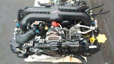 SUBARU WRX LEGACY SPEC B 2.0L TURBO EJ20X ENGINE