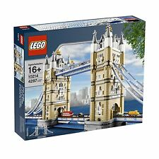 LEGO EXCLUSIVE Set TOWER BRIDGE, 10214, NEU, Siegel offen, NRFB, Seals open