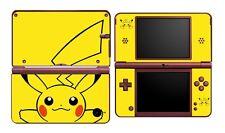 Pikachu 307 Vinyl Decal Skin Sticker for Nintendo DSi NDSi XL LL