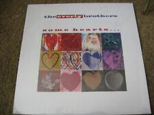 The Everly Brothers/ Some Hearts/ Mercury/ 1988/ Canada/ SEALED/ No cut out