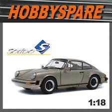 1977 Porsche 911 3.2 Carrera Bronze Met. 1/18 Diecast Model Car SOLIDO S1802602