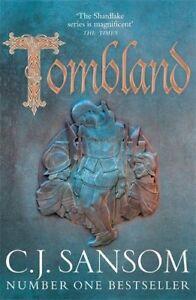 Tombland (The Shardlake series),C. J. Sansom