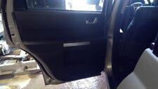 2011 11 Mitsubishi Endeavor Driver Left Rear Interior Door Trim Black 50743
