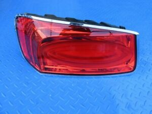 Bentley Continental Flying Spur left tail light #8417  LED NOT WORKING