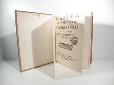 GONZAGA Giovanni Sigismondo, L'anima illuminata. Poema sacro