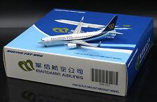 Mandarin B737-800  Reg:B-18659 Scale 1:400 JC Wings Diecast XX4703