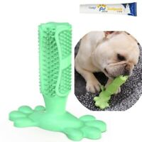 Dog Chew Toy Pet Toothbrush Toys Tooth Cleaning Brushing Stick Puppy Dental Care