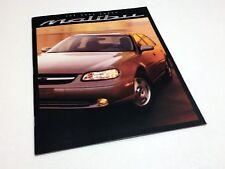 2002 Chevrolet Malibu Sedan Brochure