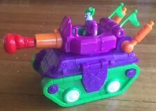Imaginext DC Super Friends  The Joker Tank complete with Joker figure + Punch ac
