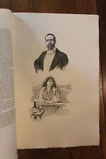 Frédéric A. Bridgman Figures Contemporaines Mariani Biographie 1904 1/150 ex.