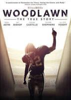 Woodlawn (DVD, 2016) Rental Version Like New Sean Astin, Nic Bishop