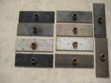 Candy/Gumball Machine mounting plates for two Machines