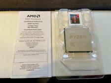 Ryzen 3 3100 AM4 Zen 2 AMD CPU Only - Great Deal!