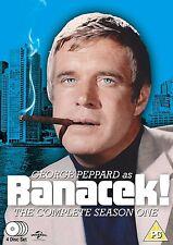 Banacek Complete Series 1 DVD All Episode First Season Original UK Release NEW