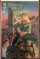 Robyn Hood Wanted #1 Cover C 1st Print Grimm Zenescope GFT NM