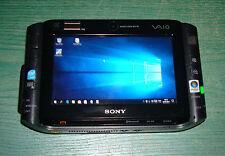 SONY VAIO VGN-UX390 4,5 Zoll + WINDOWS 10 ++ 32 GB SSD
