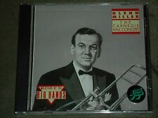 The Carnegie Hall Concert by Glenn Miller (CD, Feb-1993, Bluebird RCA) sealed