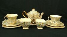 Royal Winton Grimwades Pottery chintz pattern 4501 tea for two set