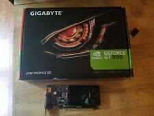 GIGABYTE low profile GEFORCE gt 1030 graphics card